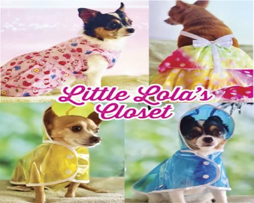 Little Lola's Closet